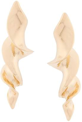 Annelise Michelson spin small earrings