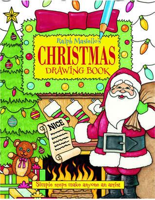 Penguin Random House Ralph Masiello's Christmas Drawing Book