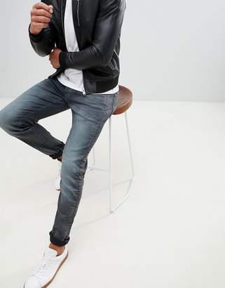 5d005284 G Star G-Star 3301 slim fit jeans in dark aged cobler