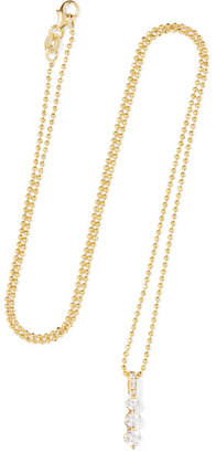 Anita Ko Twiggy 18-karat Gold Diamond Necklace