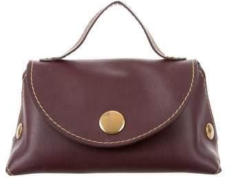 Céline Leather Orb Bag