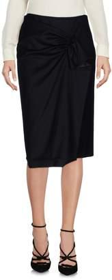 Aspesi Knee length skirts