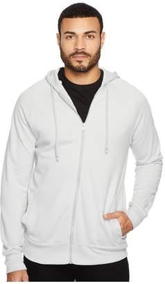 Alternative Vintage French Terry Hoodie Men's Sweatshirt