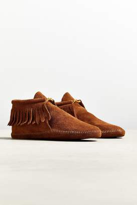 Minnetonka Classic Fringe Boot