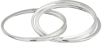 Robert Lee Morris Multi Interlocking Bangle Bracelet Bracelet