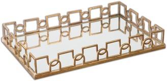 Kohl's Nicoline Mirrored Tray