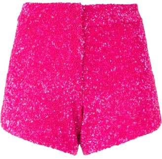 Manish Arora sequinned shorts