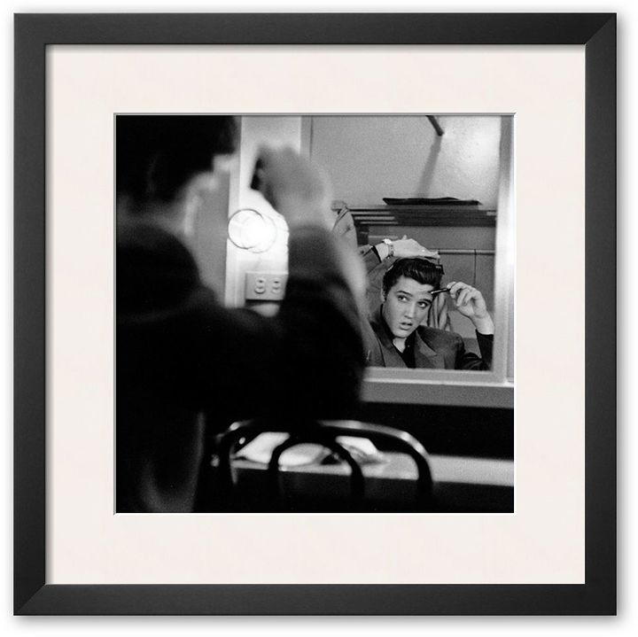 "Art.com ""Elvis Presley"" Framed Art Print"