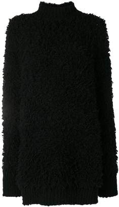Marni long-sleeve knitted sweater