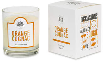 LaBelle Meche Orange Cognac Scented Candle, 190 g