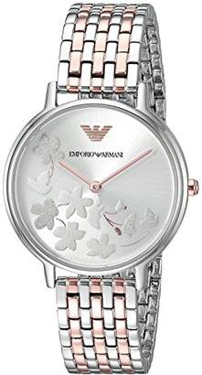 Emporio Armani Women's 'Fashion' Quartz Stainless Steel Casual Watch