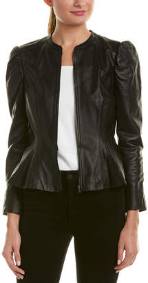 Rebecca Taylor Victorian Leather Jacket