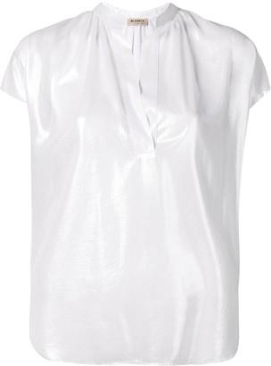Blanca shiny shirt