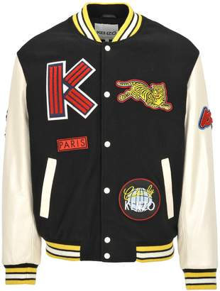 Kenzo Bomber Patch