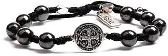 My Saint My Hero Fearless Iron Bracelet
