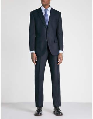 Gieves & Hawkes Regular-fit wool-blend three-piece suit