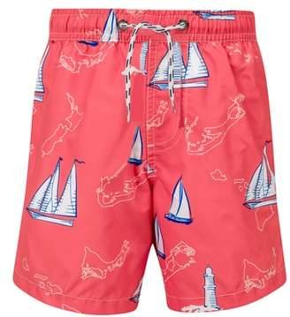 Snapper Rock Island Sail Board Shorts