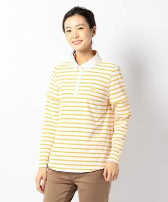23区 (ニジュウサンク) - 23区GOLF 【WOMEN】ファインクールカノコ ポロシャツ(C)FDB