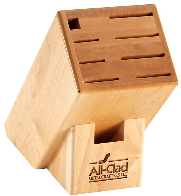 All-Clad Knife Block
