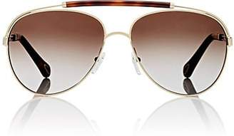 Chloé Women's Jackie Sunglasses - Gold