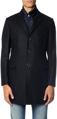 Fay Wool-cashmere Blend Coat