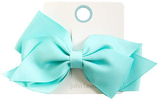John Lewis Children's Large Bow Hair Clip