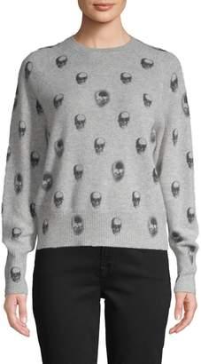 360 Cashmere Printed Cashmere Sweater