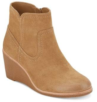 G.H. Bass and Co. Rosanne Suede Wedge Bootie