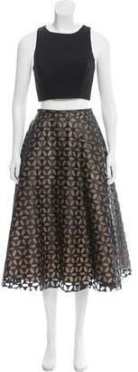 Jovani Sleeveless Two-Piece Dress