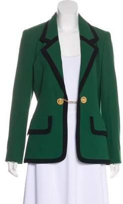 Celine Structured Wool Blazer