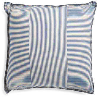 26x26 Oversized Stripe Pillow