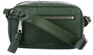 Marc Jacobs Zoom Leather Crossbody Bag w/ Tags