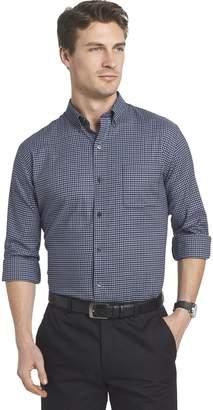 Van Heusen Men's Flex Long Sleeves Stretch Shirt