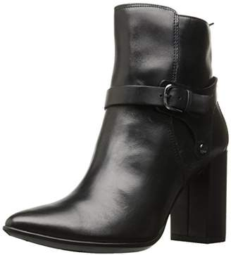 Ecco Women's Women's Shape 75 Pointy Block Boot Ankle Bootie