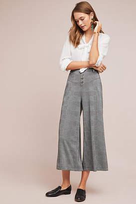 Anthropologie Cropped Menswear Pants
