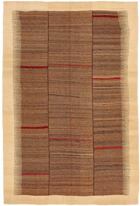 """ABC Home Contemporary Wool Flat Weave - 6'6""""x9'7"""""""
