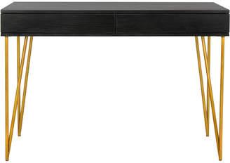 Safavieh Pine Two Drawer Desk