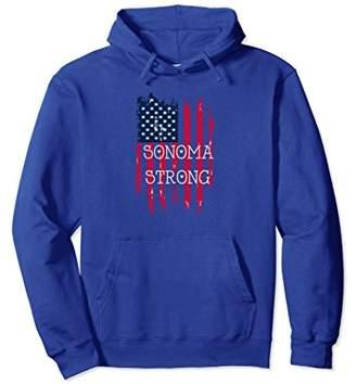 Patriotic Sonomastrong Sweatshirt Flag Parade Hoodie