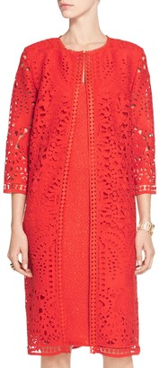 Embroidered Lace Topper $1,595 thestylecure.com