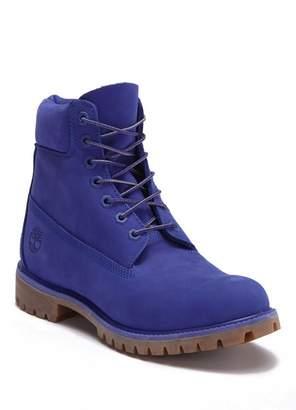 "Timberland 6\"" Premium Leather Work Boot"