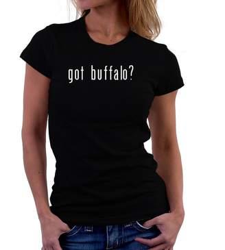 Buffalo David Bitton Teeburon Got Buffalo? Women T-Shirt