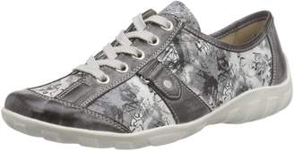 Remonte Women Lace-Up Shoes grey, R3431-45
