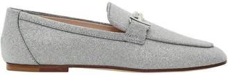 Tod's T Glitter Loafer