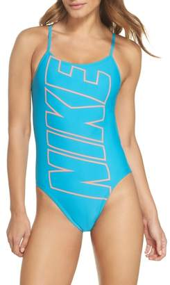 Nike Crossback One-Piece Swimsuit