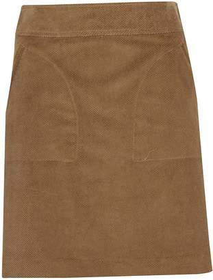 A.P.C. Classic Mini Skirt