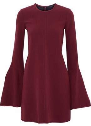 Ellery Preacher Crepe Mini Dress