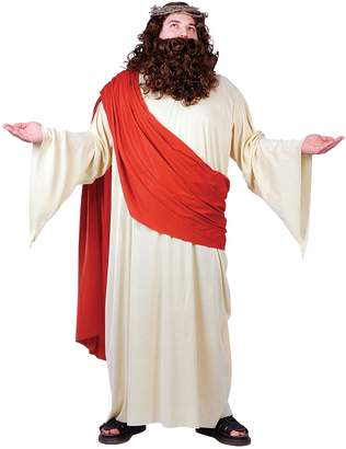 Fun World Costumes Jesus Costume - Plus Size - Chest Size 48-53