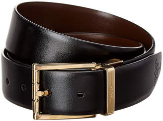 Bally Astori Adjustable & Reversible Leather Belt