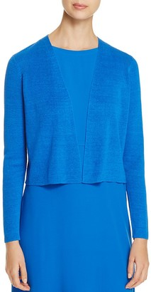 Eileen Fisher Cropped Cardigan $218 thestylecure.com
