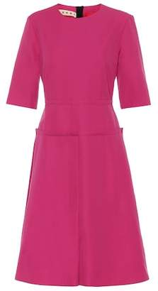 Marni Wool gabardine dress